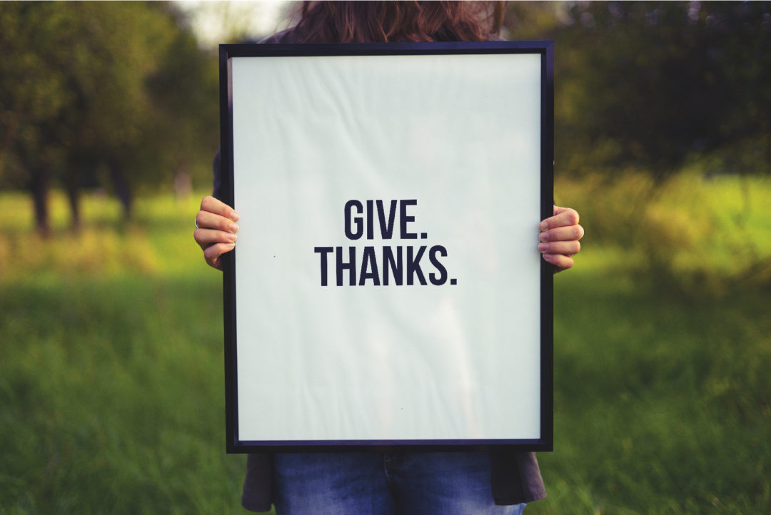Give Thanks - Het grootste cadeau is een welgemeend compliment - hettyjansen.nl